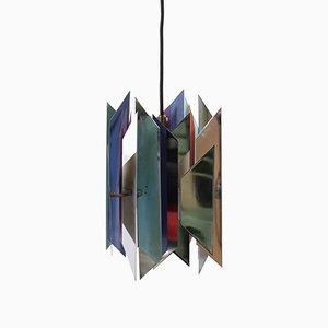 Lampada da soffitto Divan2 di Simon Henningsen per Lyfa, anni '60