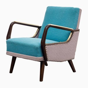 Vintage Rockabilly Style Armchair, 1950s
