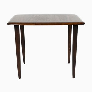 Mid-Century Swedish Rosewood Side Table by Alberts Tibro for Alberts Tibro