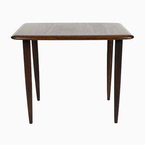 Table d'Appoint Mid-Century en Palissandre par Alberts Tibro pour Alberts Tibro, Suède