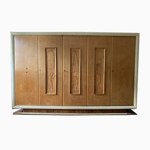 Rosewood Cabinet, 1930s