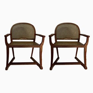 Armchairs, 1930s, Set of 2