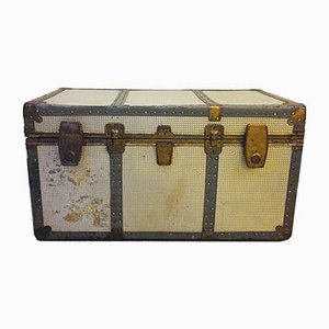 Vintage French Trunk