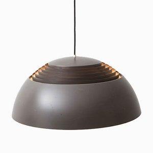 Lampe à Suspension Mid-Century par Arne Jacobsen pour Louis Poulsen
