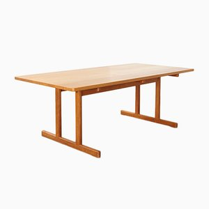 Mid-Century Model 6286 Dining Table by Børge Mogensen for Fredericia