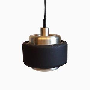 Lampe à Suspension en Aluminium de Philips, années 80