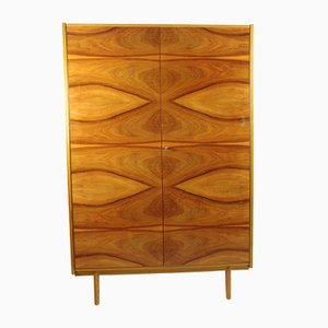 Gloss Finished Wardrobe from Lipa, 1960s