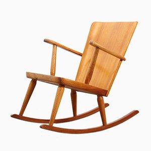 Rocking Chair Vintage par Goran Malmvall pour Karl Andersson & Söner