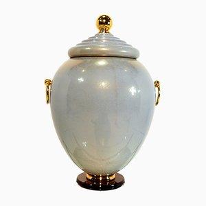 Italienische Vase von Mangani 1858, 1970er