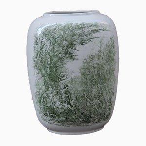 Vase en Porcelaine par Guido Andloviz de Verbano, Italie, 1950s