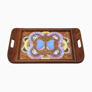 Butterfly Serving Tray, 1920s