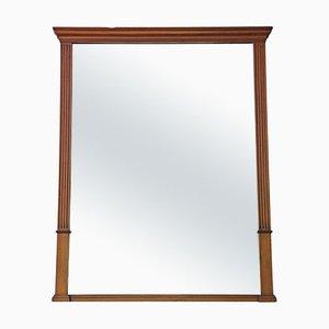 Specchio vittoriano in noce