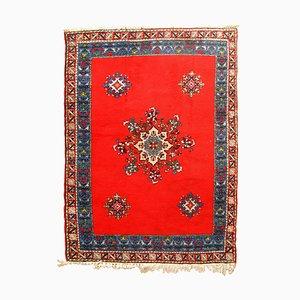 Alfombra bereber marroquí vintage