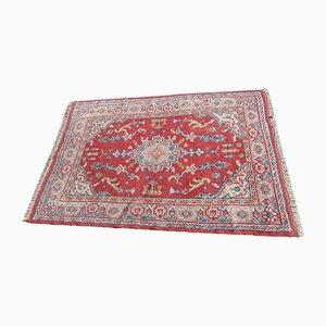 Vintage Berber Teppich aus Wolle & Baumwolle, 1960er