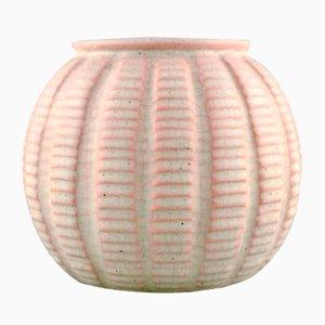 Mid-Century Danish Glazed Stoneware Vase by Michael Andersen