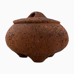 Stoneware Jar by Gutte Eriksen, 2008