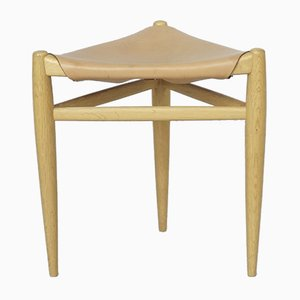 Mid-Century Stool by Östen Kristiansson for Luxux