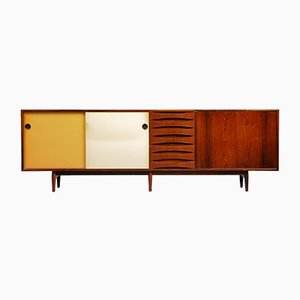 Model 29A Rosewood Sideboard by Arne Vodder for Sibast, 1959