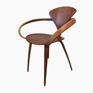 Amerikanischer Modell Pretzel Sessel von Norman Cherner für Plycraft, 1957