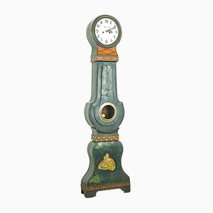 Antique Swedish Mora Clock from Cederberg