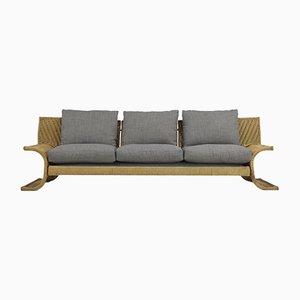 Italienisches Vintage 3-Sitzer Sofa von Marzio Cecchi