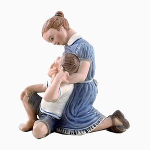 Vintage Model 1326 Porcelain Sculpture by Dahl Jensen