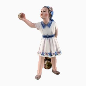 Vintage Model 1288 Porcelain Figurine by Dahl Jensen