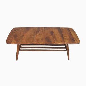 Tavolino da caffè in faggio di Lucian Ercolani per Ercol, anni '60