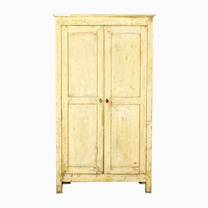 Antique 2-Door Cabinet