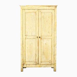 Mueble antiguo de dos puertas