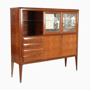 Rosewood Sideboard from La Permanente Mobili Cantù, 1950s