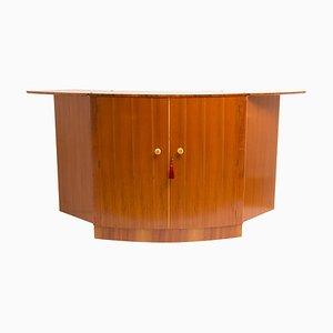 Mueble bar Art Déco, años 30