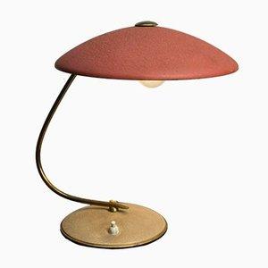Lámpara de escritorio Bauhaus, años 50