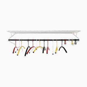 Dutch Model 110 Ideal Coat Rack by Mathieu Matégot for Artimeta, 1950s