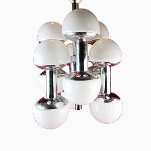 Lámpara de techo era espacial, años 60