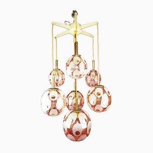Ceiling Lamp from Fischer Leuchten, 1960s