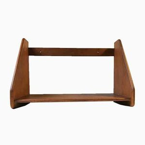 Danish Oak Shelf by Hans J. Wegner for FDB, 1950s