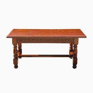 Tavolo da pranzo antico in quercia