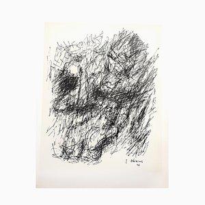 Lithografie von Jean Bazaine, 1956