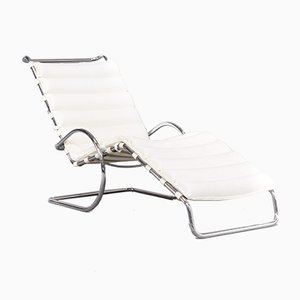 Chaise Lounge MR vintage de Ludwig Mies van der Rohe para Knoll Inc. / Knoll International, años 60