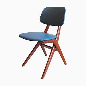 Mid-Century Dining Chair by Louis van Teeffelen for WéBé, 1960s