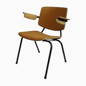 Chaise de Bureau Mid-Century par Kho Liang Le pour CAR Katwijk, 1950s