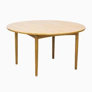 Tavolo da pranzo di Hans J. Wegner per Andreas Tuck, Danimarca, anni '60
