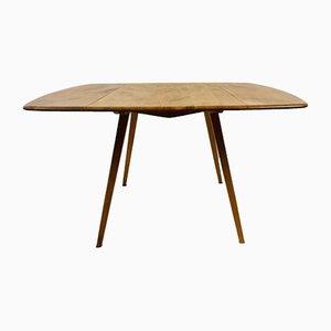 Ausziehbarer Vintage Esstisch aus Ulmenholz von Lucian Ercolani für Ercol, 1960er