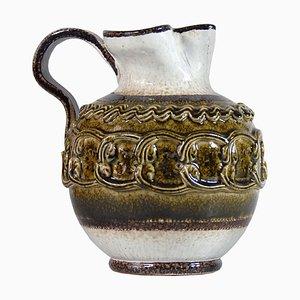 Brocca in ceramica di Bitossi, Italia, anni '60