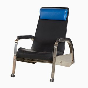 Vintage Grand Repos Lounge Chair by Jean Prouvé for Tecta, 1980s