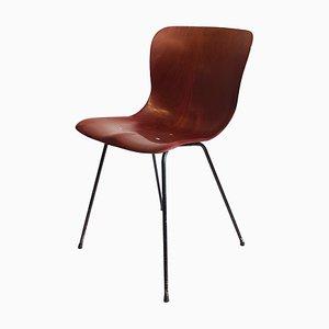 Chaise de Bureau Modèle 1507 Mid-Century de Pagholz Flötotto, 1950s