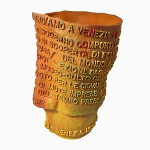 Vase Goto Postmoderne par Gaetano Pesce pour Domus Caffè Florian, 1990s