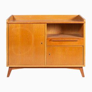 Mueble vintage de madera, años 60