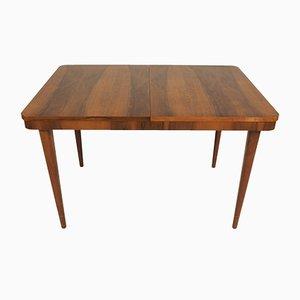 Mid-Century Walnut Side Table
